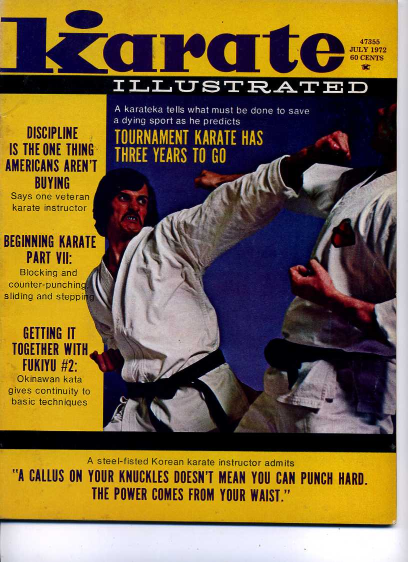 07/72 Karate Illustrated