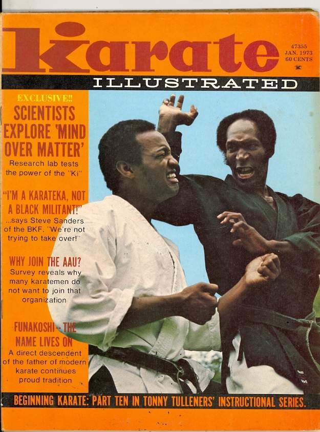 01/73 Karate Illustrated
