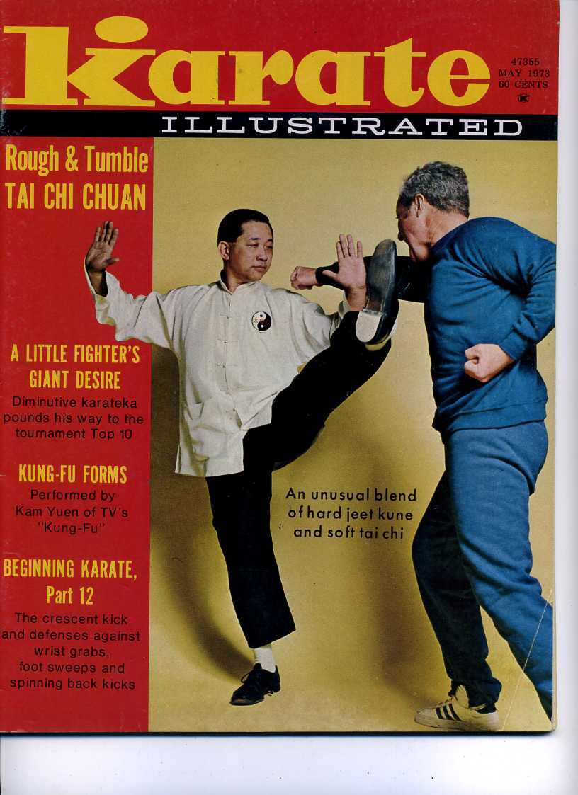 05/73 Karate Illustrated