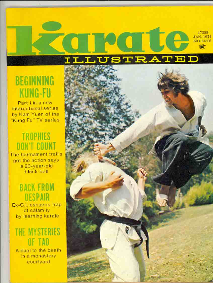01/74 Karate Illustrated