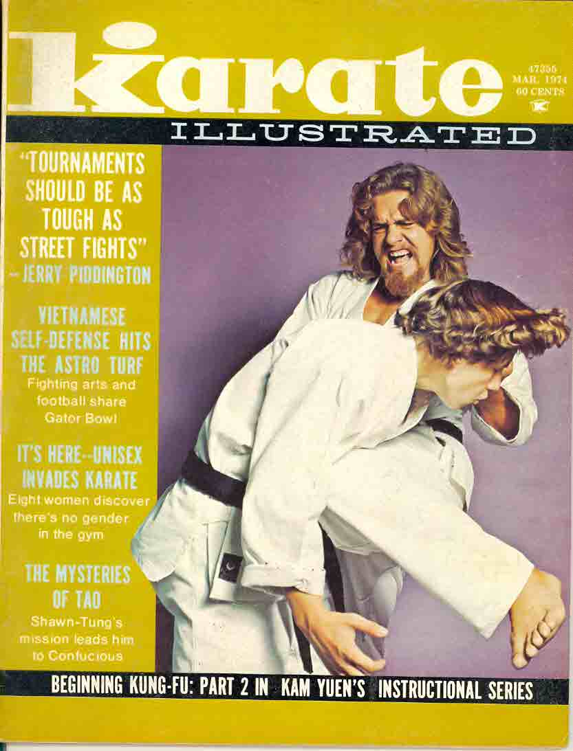 03/74 Karate Illustrated
