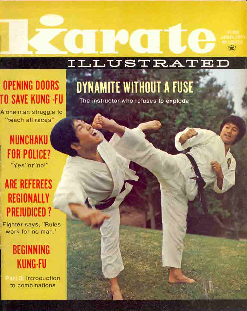 04/74 Karate Illustrated