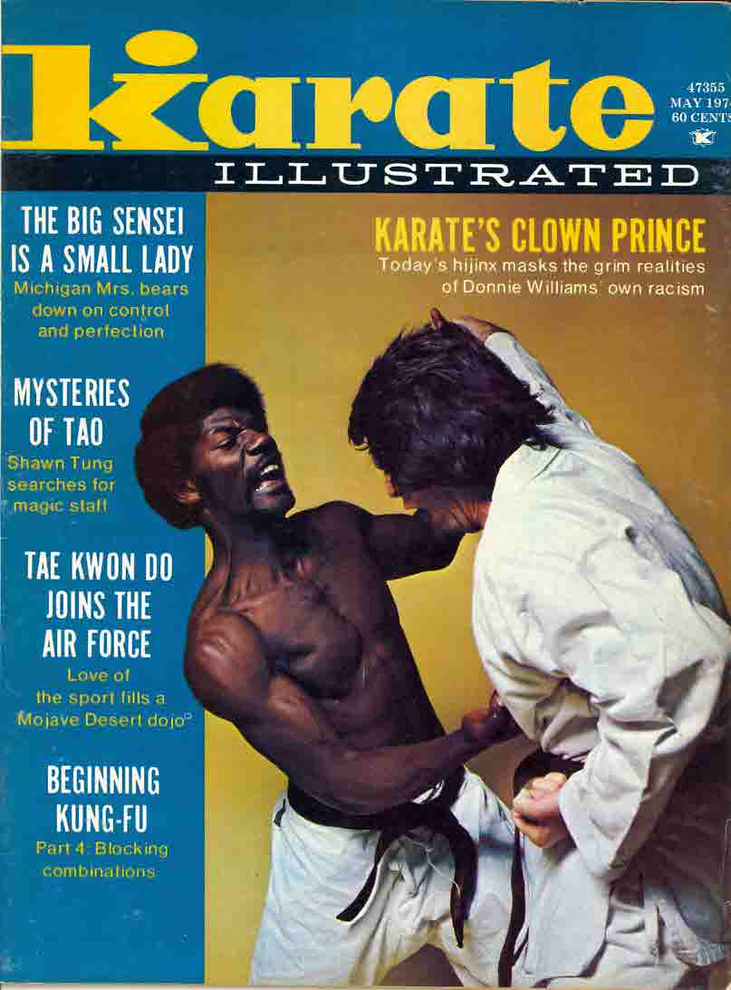 05/74 Karate Illustrated