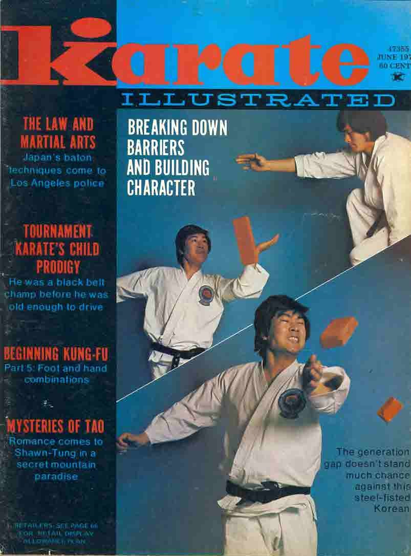 06/74 Karate Illustrated