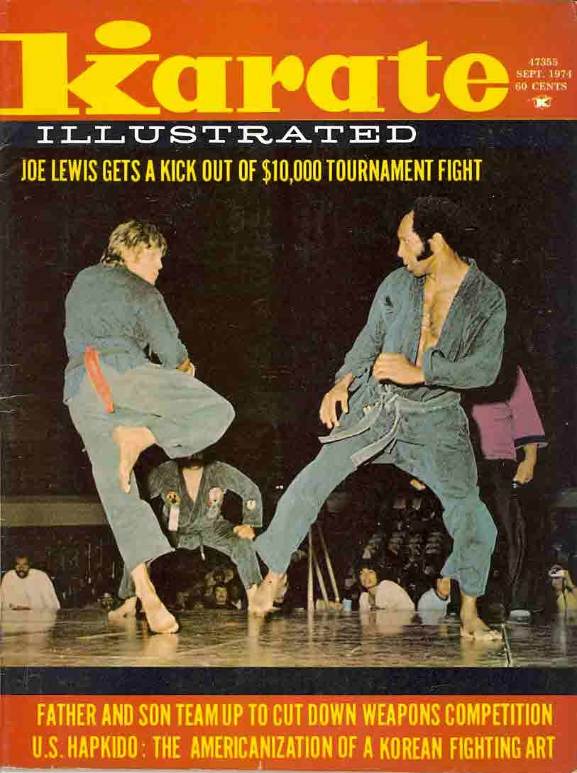 09/74 Karate Illustrated