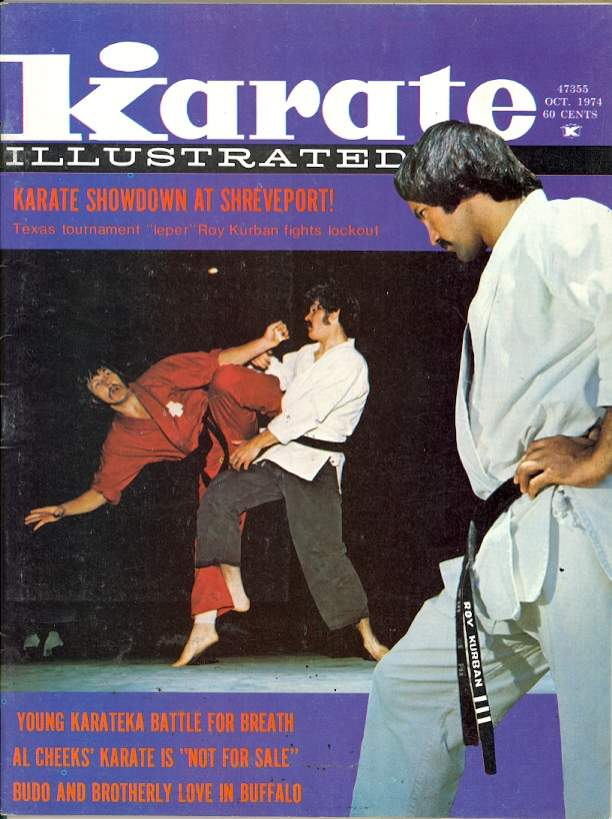 10/74 Karate Illustrated
