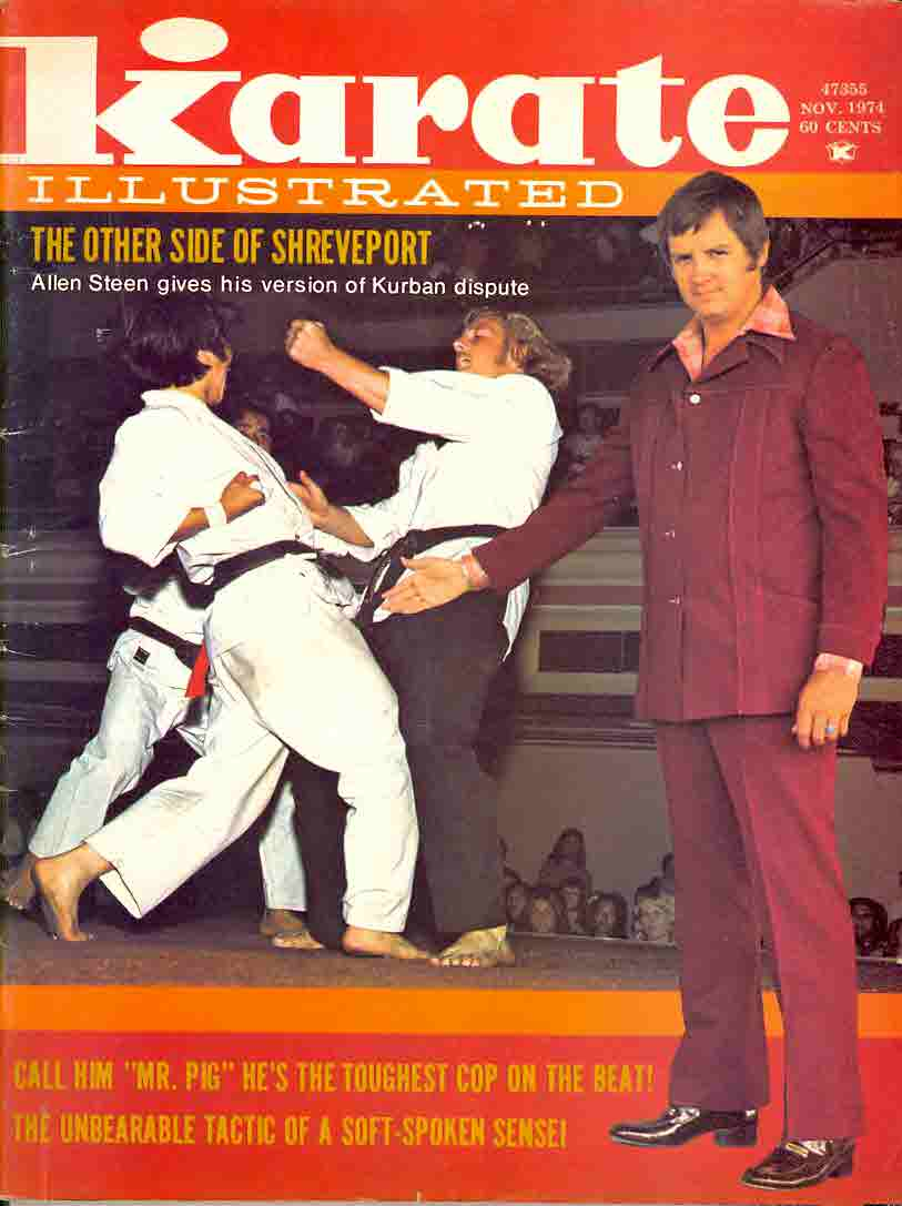 11/74 Karate Illustrated