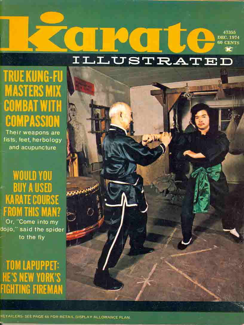 12/74 Karate Illustrated
