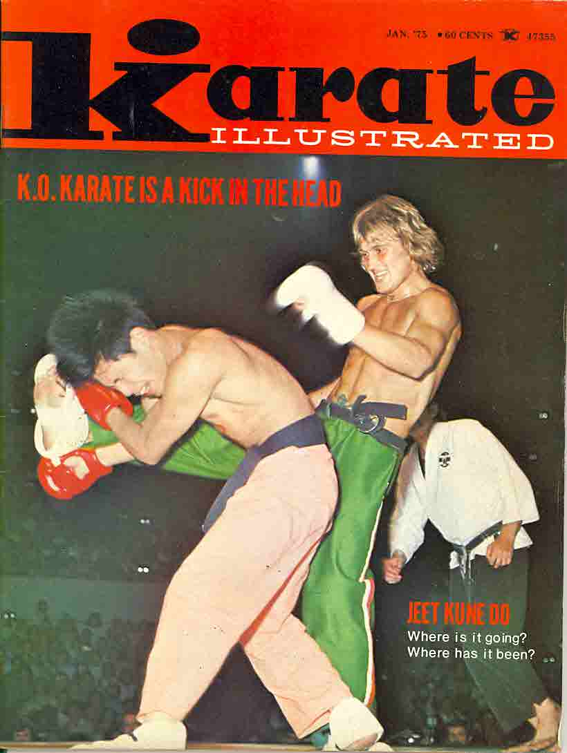 01/75 Karate Illustrated