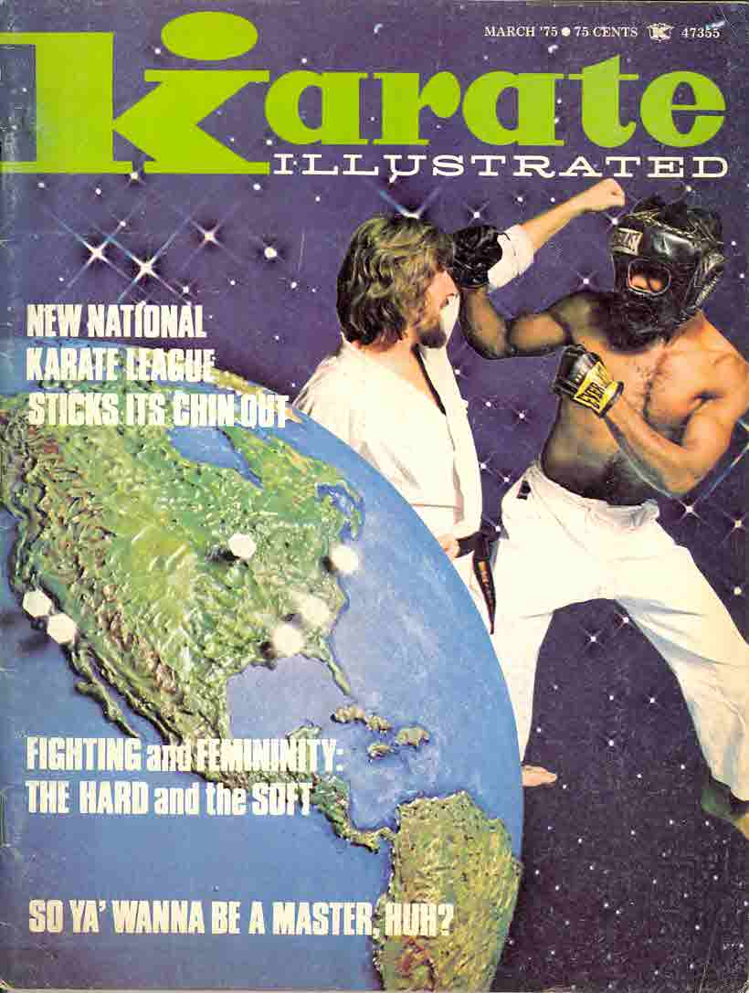 03/75 Karate Illustrated