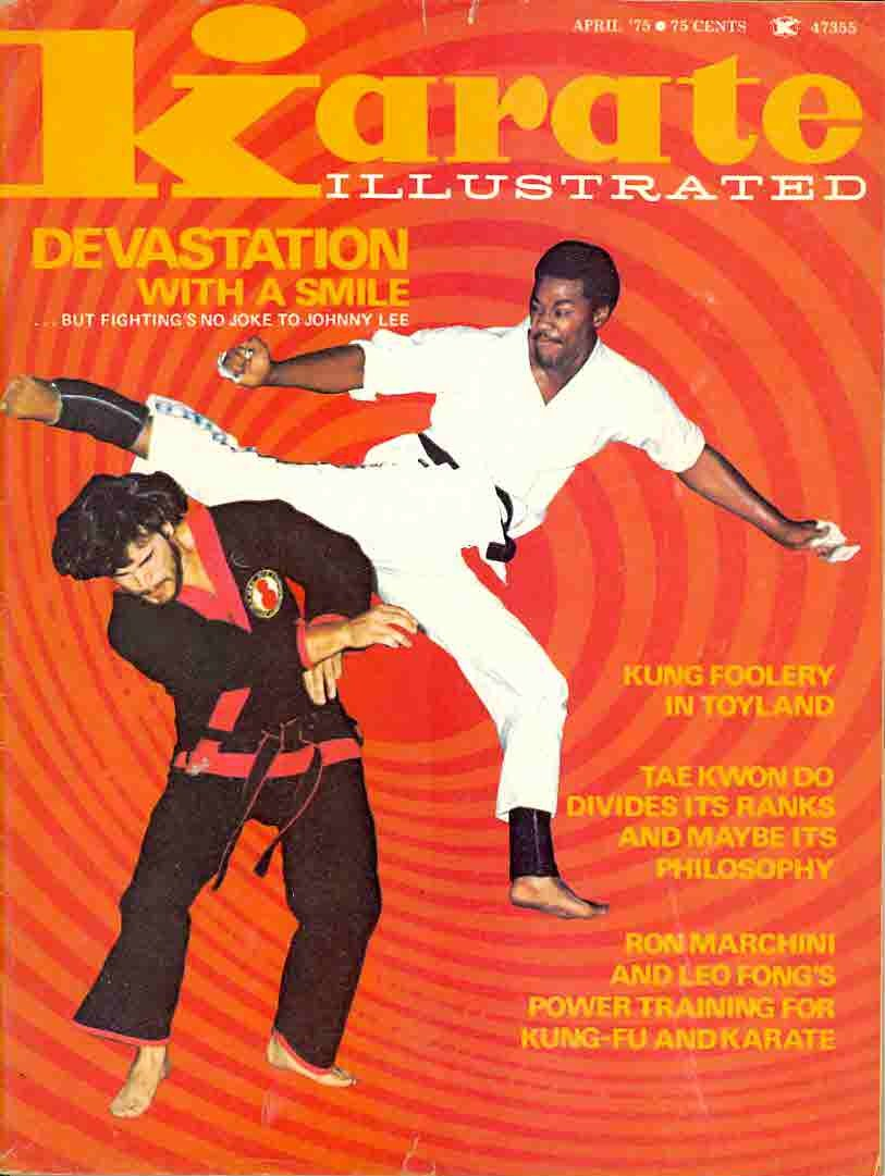 04/75 Karate Illustrated