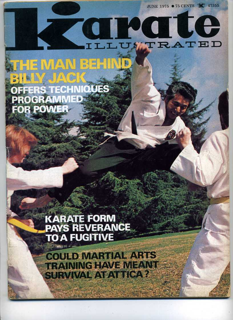 06/75 Karate Illustrated