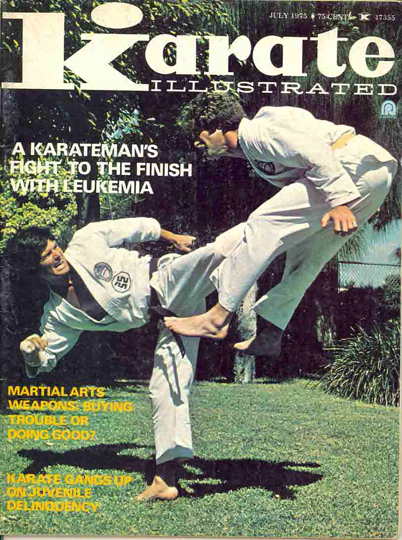 07/75 Karate Illustrated
