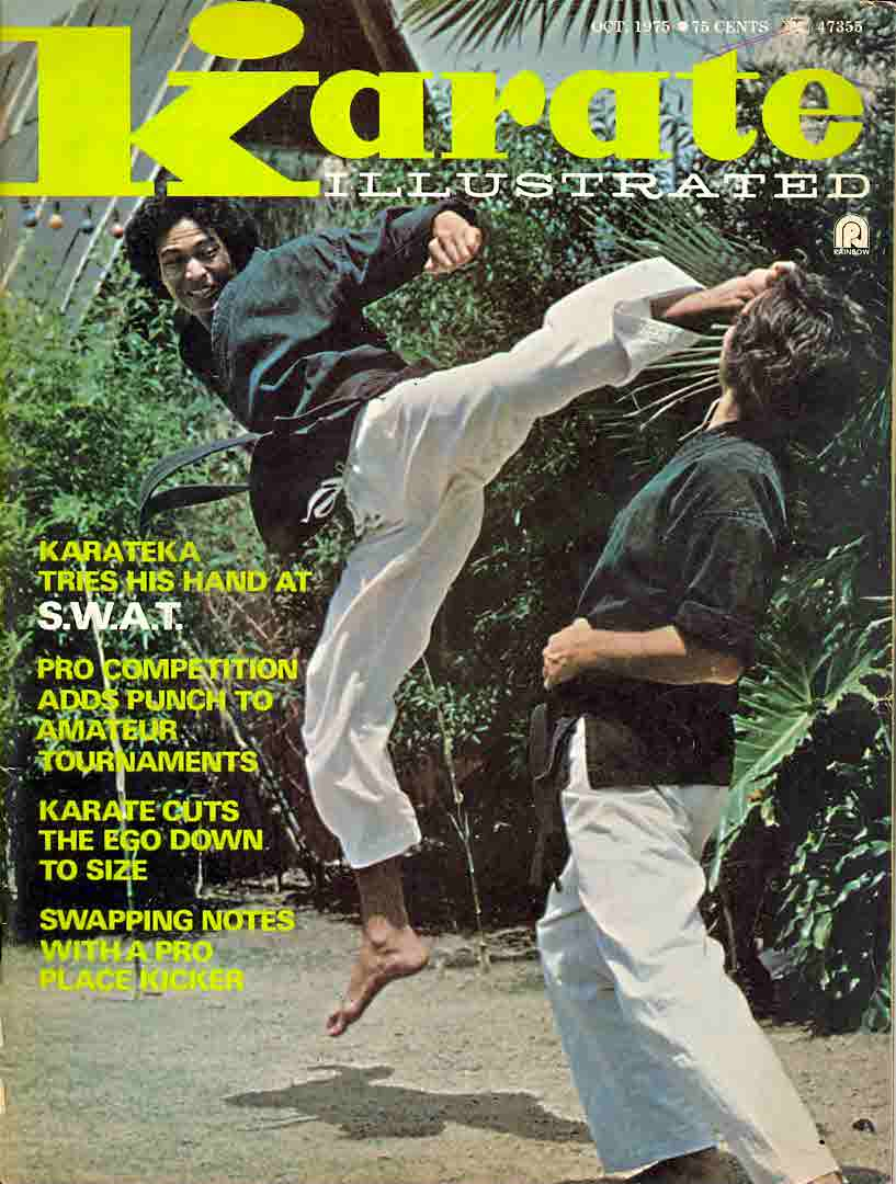 10/75 Karate Illustrated