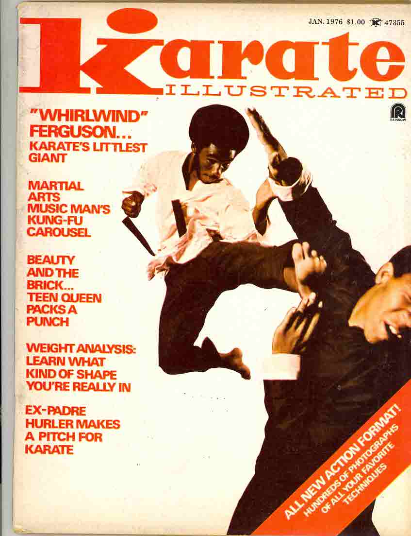 01/76 Karate Illustrated
