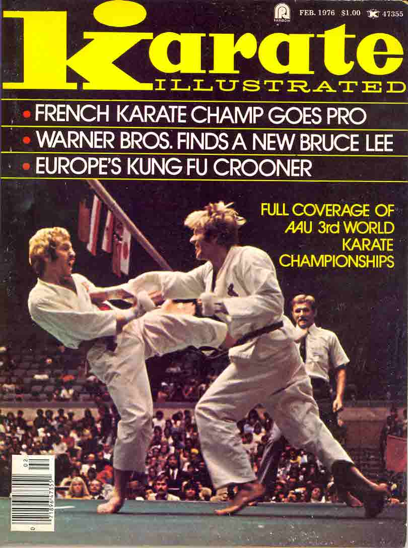 02/76 Karate Illustrated