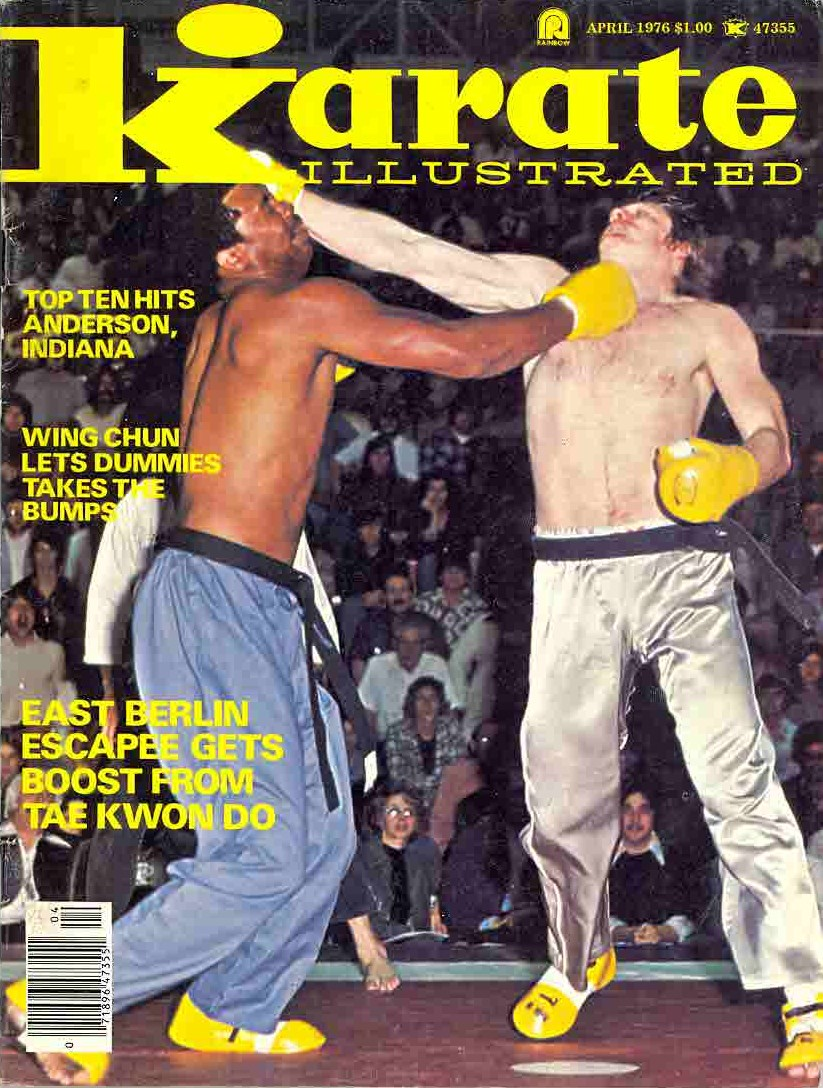 04/76 Karate Illustrated