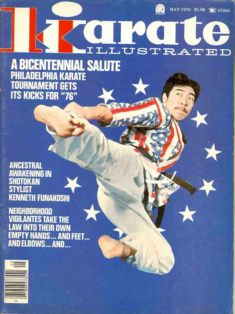 05/76 Karate Illustrated