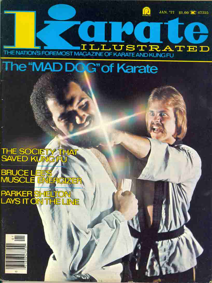 01/77 Karate Illustrated