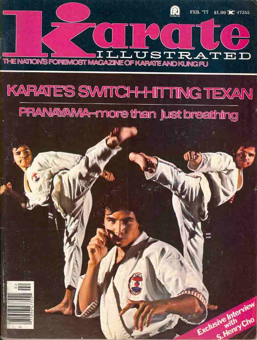 02/77 Karate Illustrated