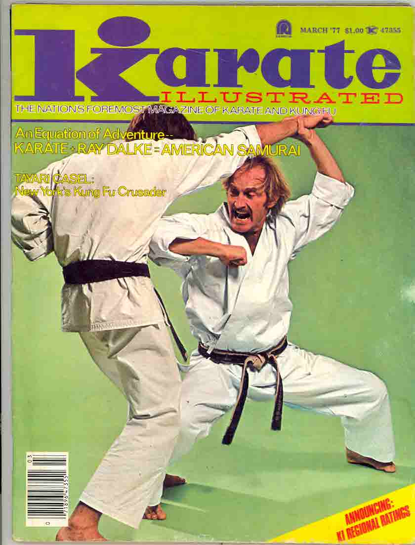 03/77 Karate Illustrated