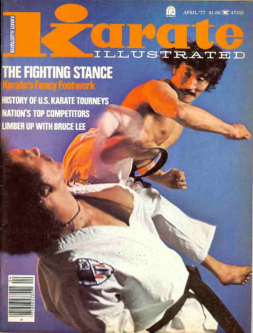04/77 Karate Illustrated