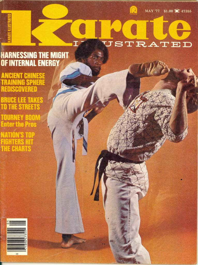 05/77 Karate Illustrated