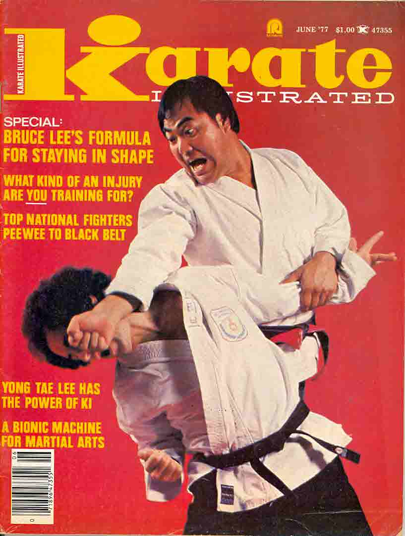 06/77 Karate Illustrated