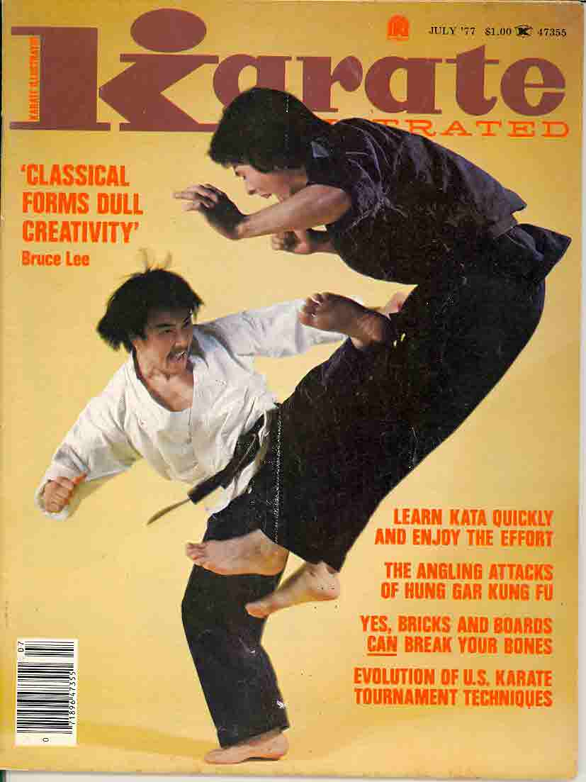 07/77 Karate Illustrated