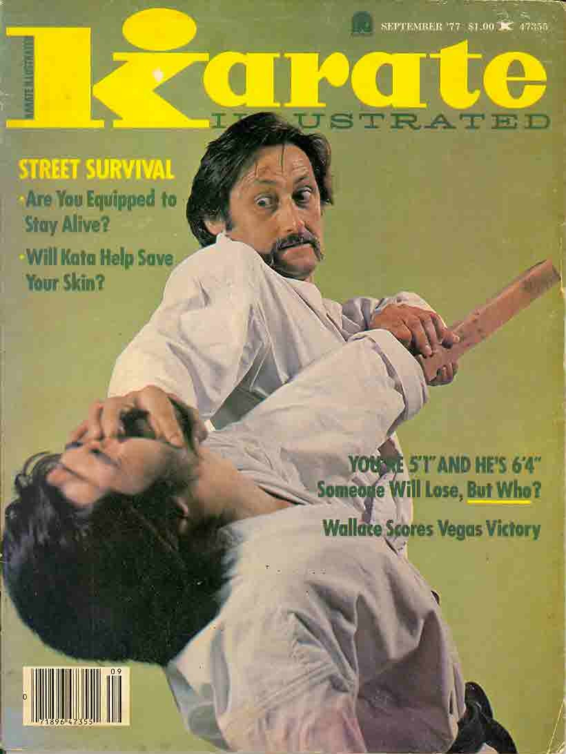 09/77 Karate Illustrated