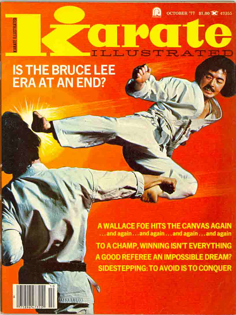 10/77 Karate Illustrated