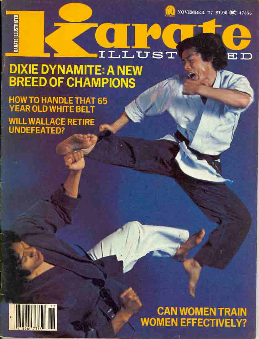 11/77 Karate Illustrated