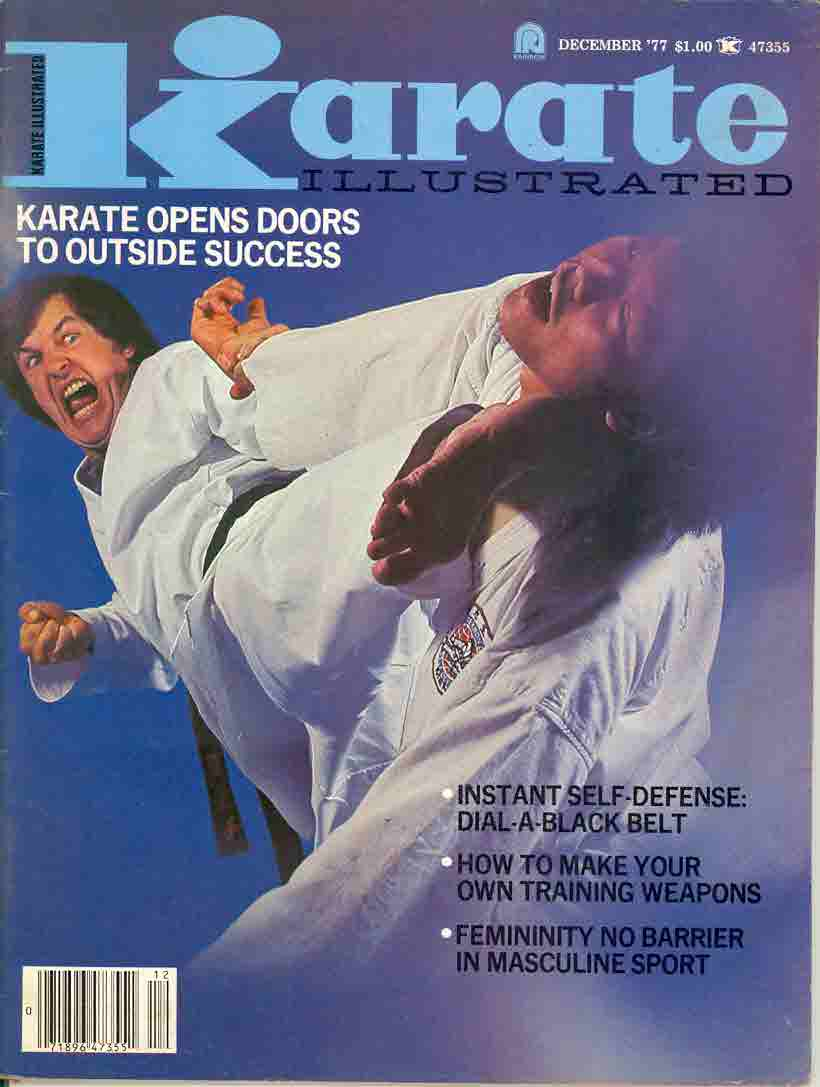 12/77 Karate Illustrated