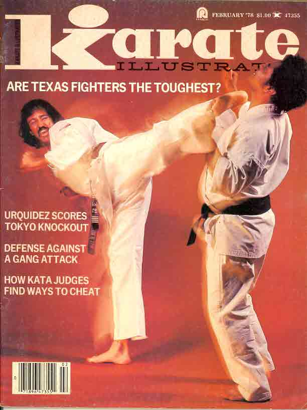 02/78 Karate Illustrated