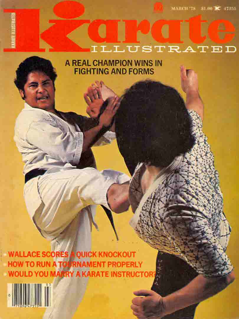 03/78 Karate Illustrated