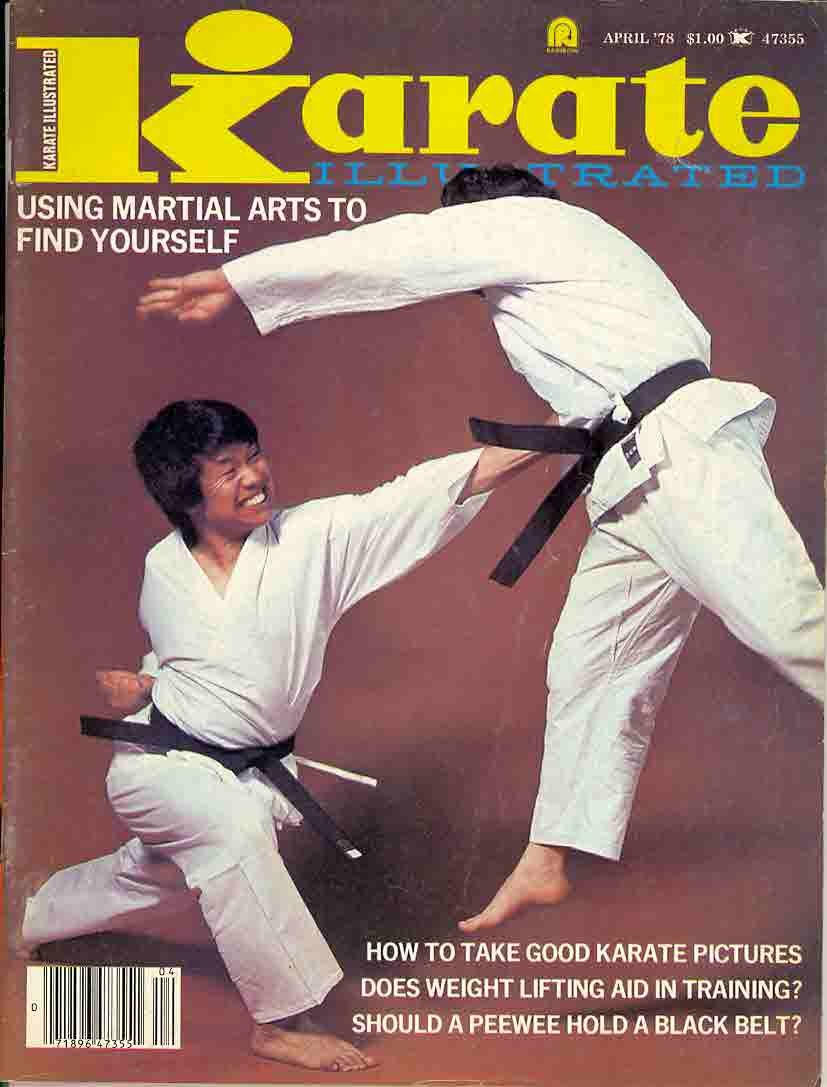 04/78 Karate Illustrated