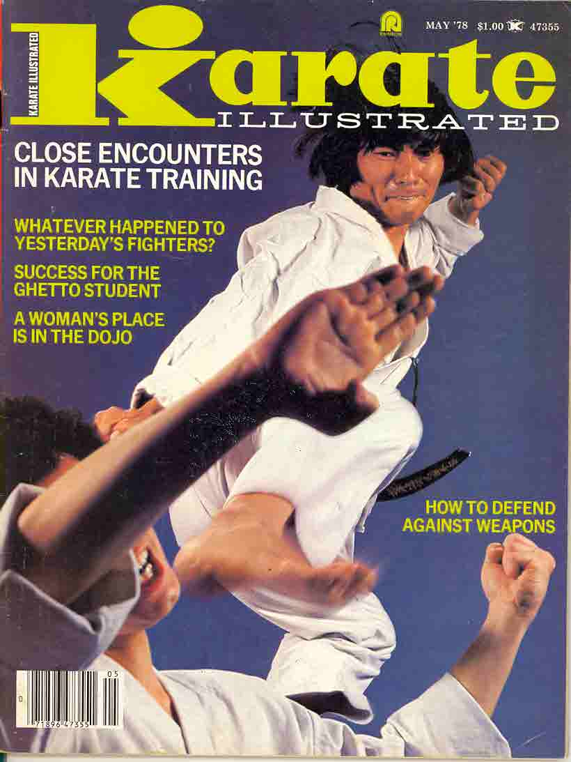 05/78 Karate Illustrated