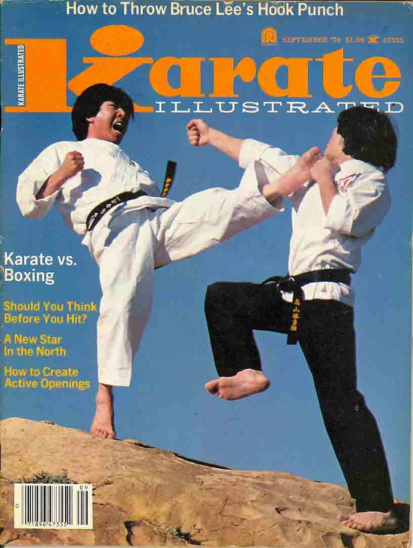 09/78 Karate Illustrated