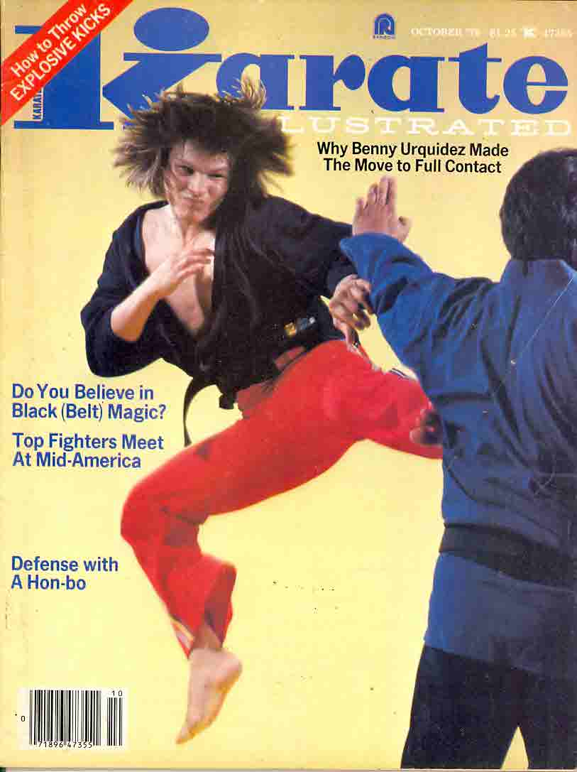 10/78 Karate Illustrated