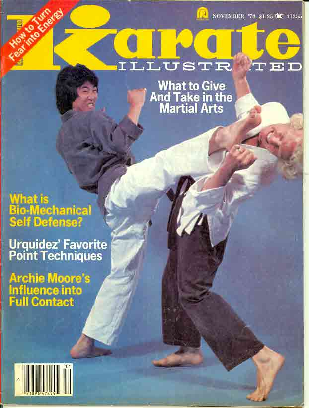 11/78 Karate Illustrated