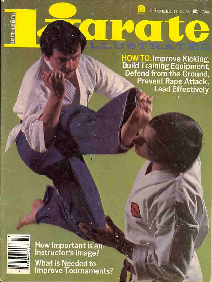 12/78 Karate Illustrated