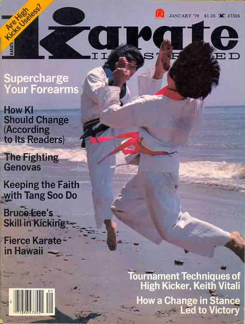 01/79 Karate Illustrated