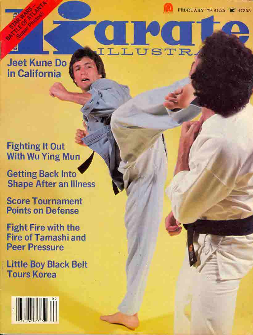 02/79 Karate Illustrated