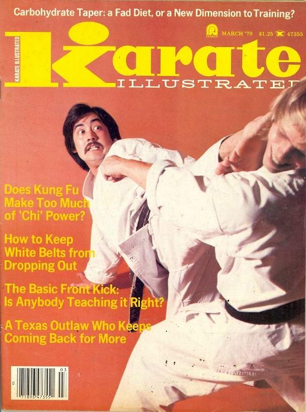 03/79 Karate Illustrated