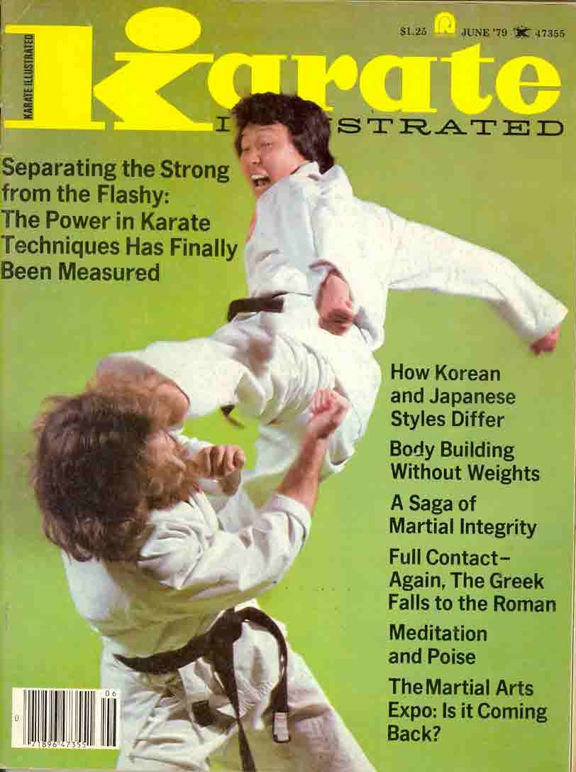 06/79 Karate Illustrated