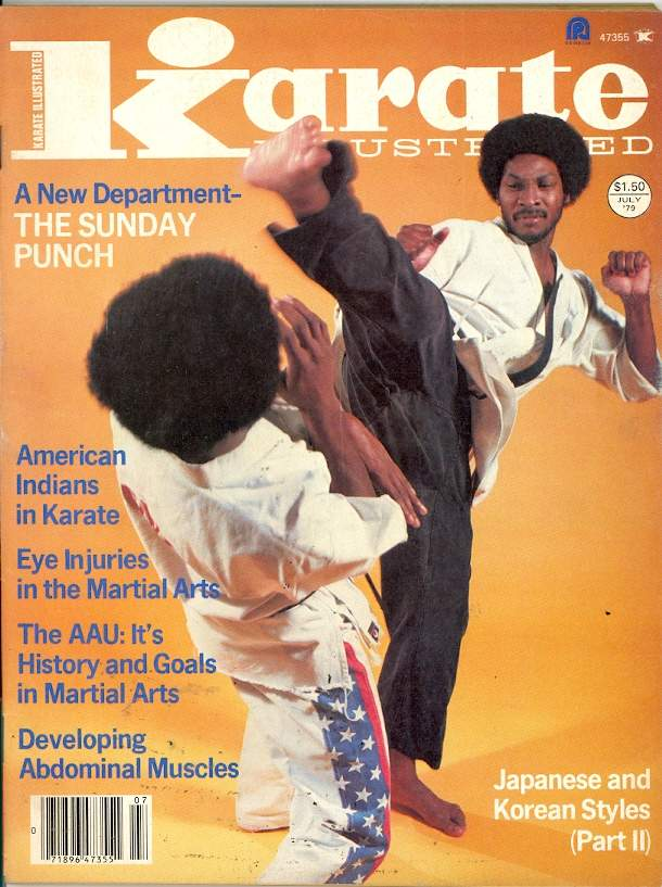 07/79 Karate Illustrated