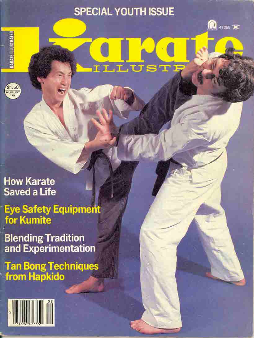 08/79 Karate Illustrated
