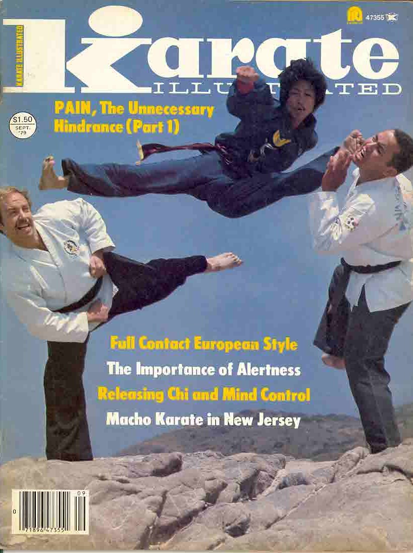 09/79 Karate Illustrated