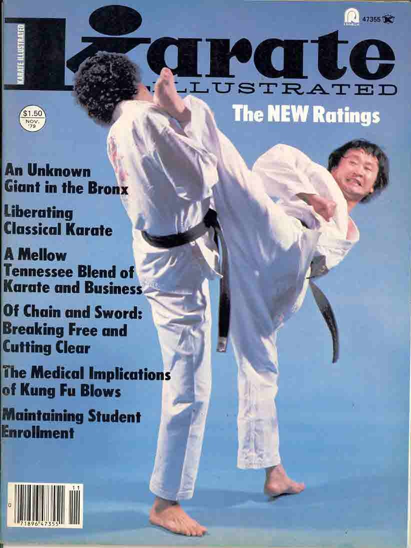 11/79 Karate Illustrated