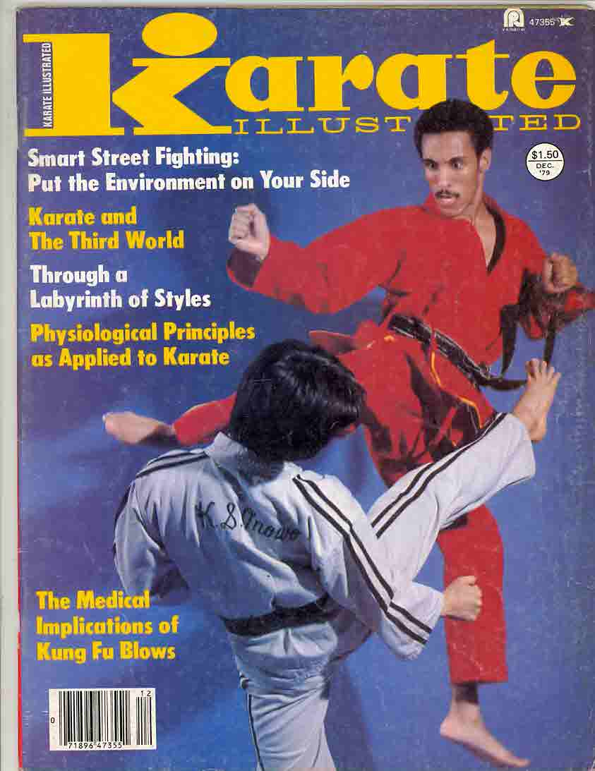 12/79 Karate Illustrated